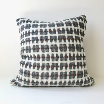 Ash Double Cloth Cushion