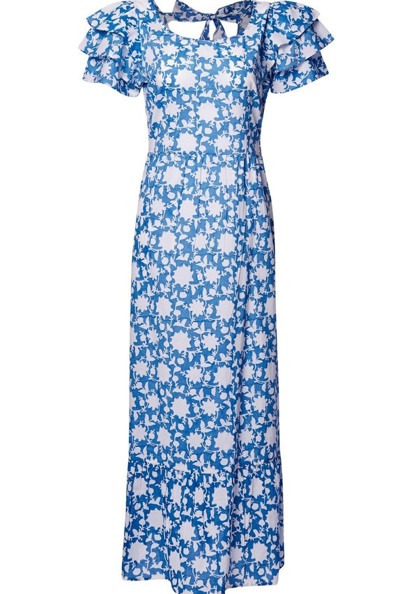 SEVILLE SKY WALLFLOWER DRESS - JUSTBRAZIL