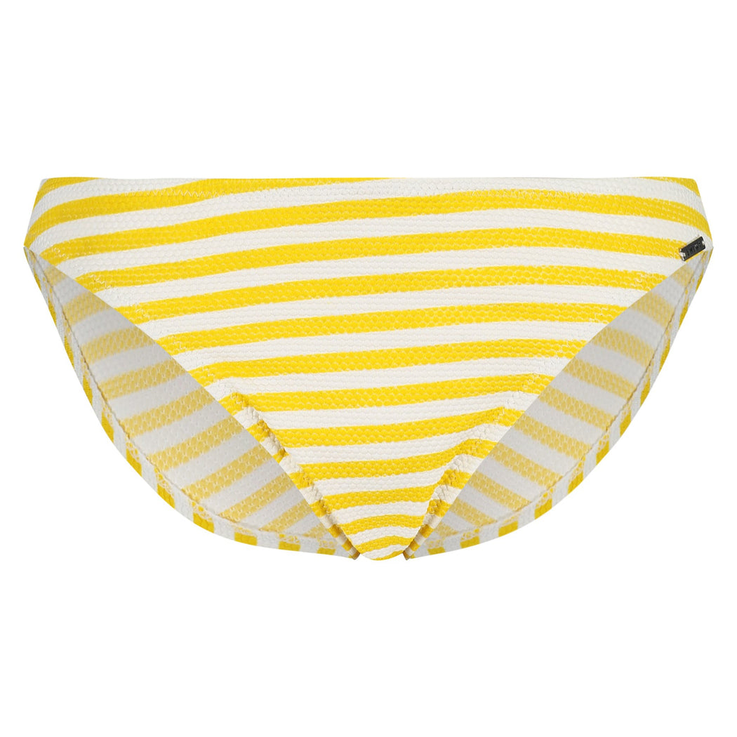 BELIZE YELLOW STRIPES BIKINI - JUSTBRAZIL