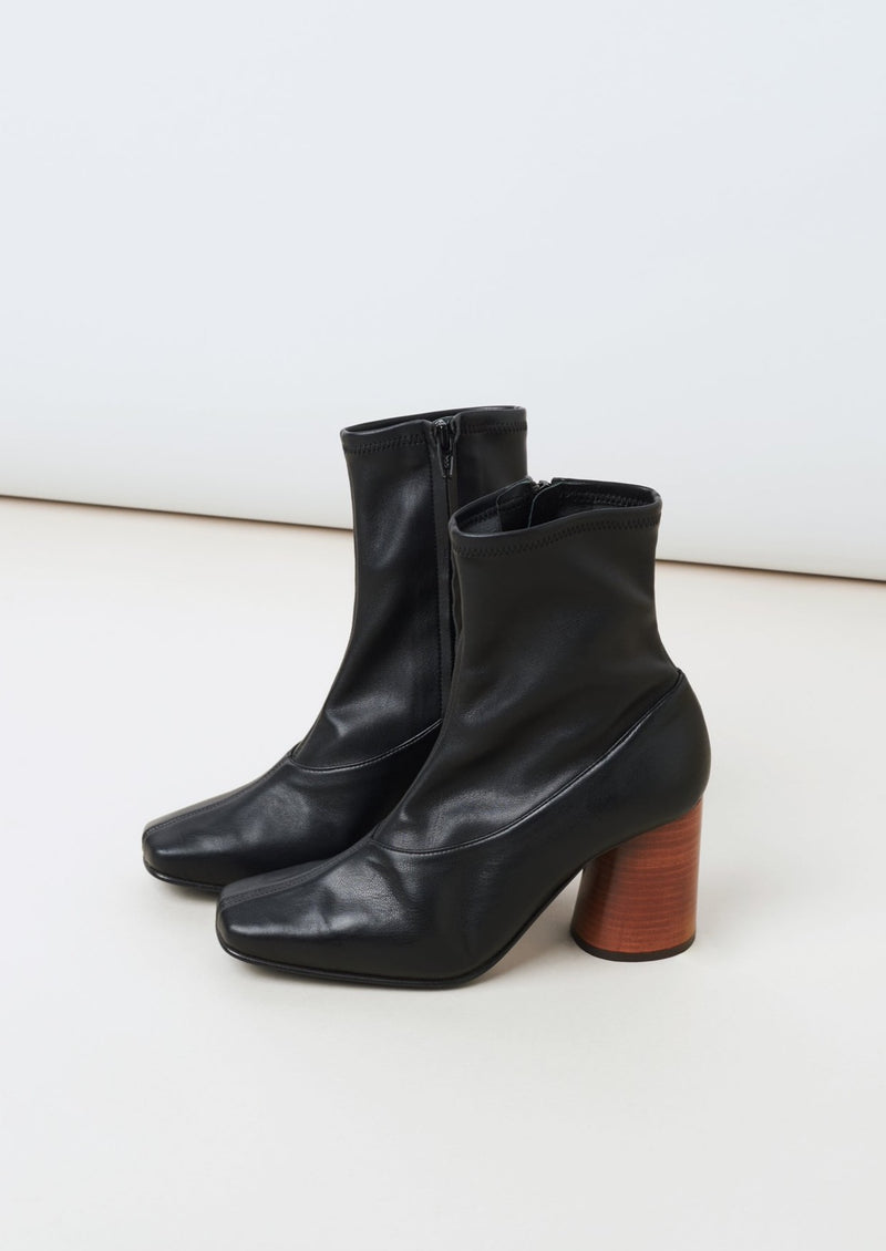 NEW YORK BLACK BOOTS - JUSTBRAZIL