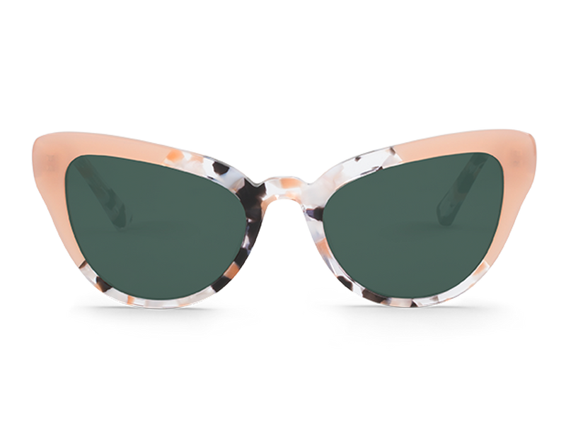 VESTERBRO POWDER BLOOM CLASSICAL LENSES - JUSTBRAZIL