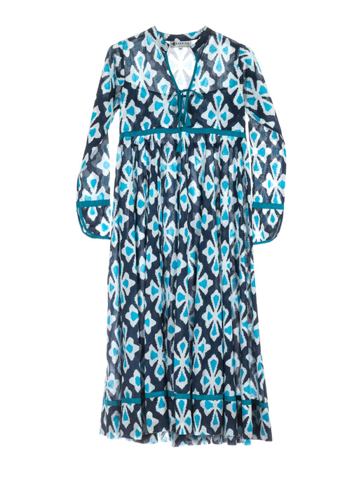 KIMOLOS TURQUOISE DRESS