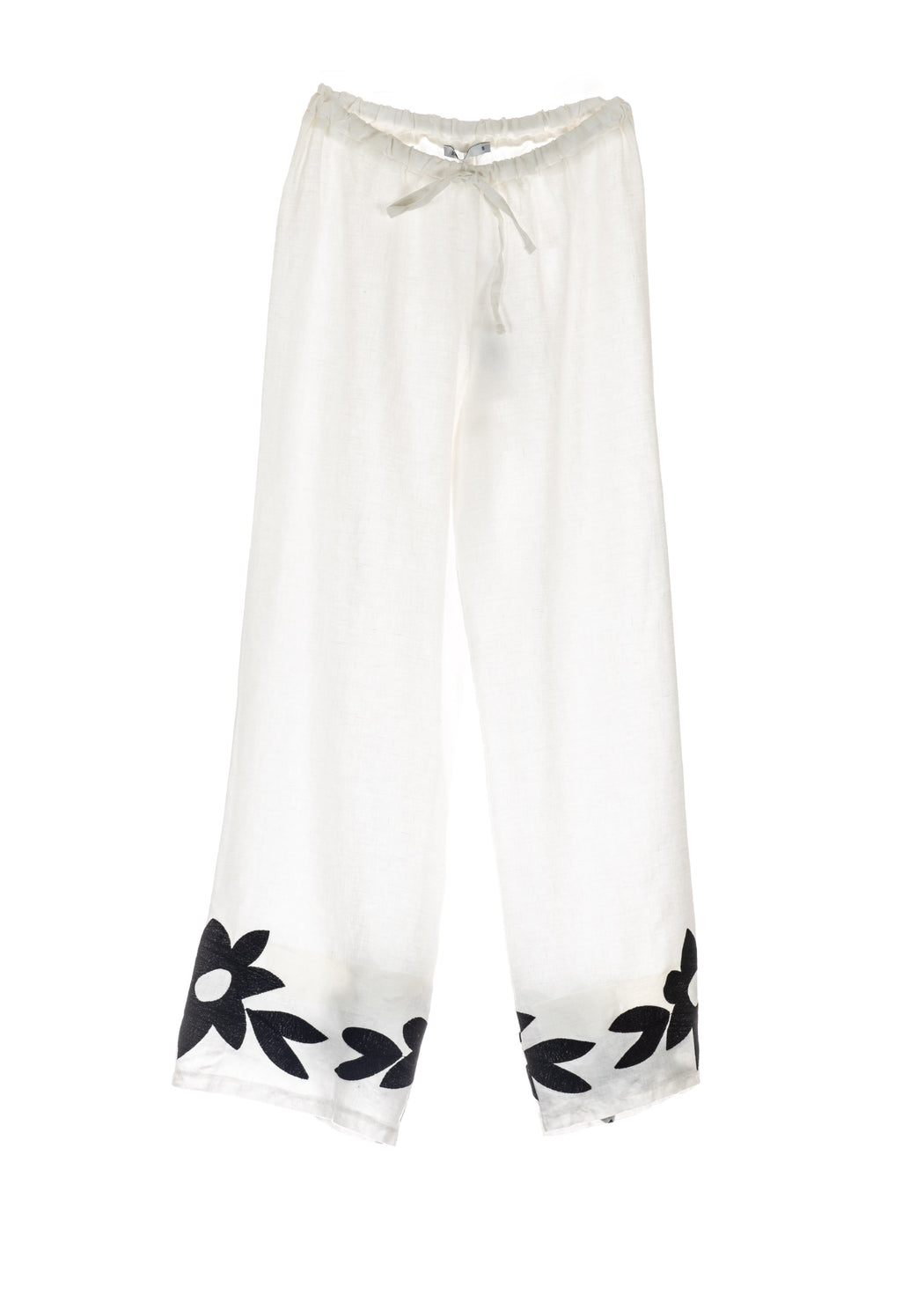 CHORA WHITE PANTS - just-brazil
