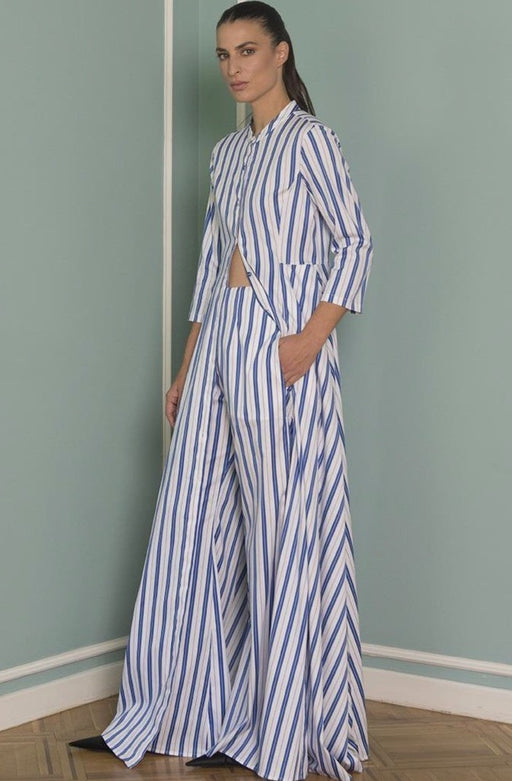 KARIN LONG SHIRTDRESS - just-brazil