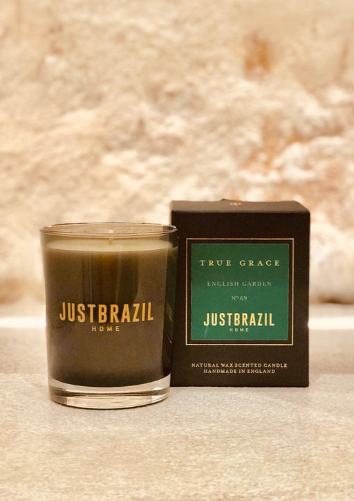 ENGLISH GARDEN CLASSIC CANDLE - JUSTBRAZIL