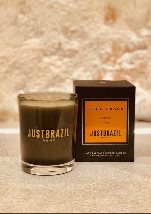 AMBER CLASSIC CANDLES - JUSTBRAZIL