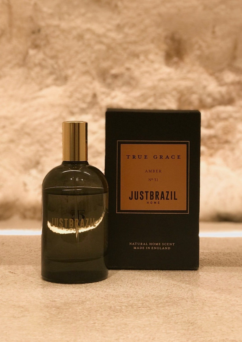 AMBER ROOM SPRAY - JUSTBRAZIL
