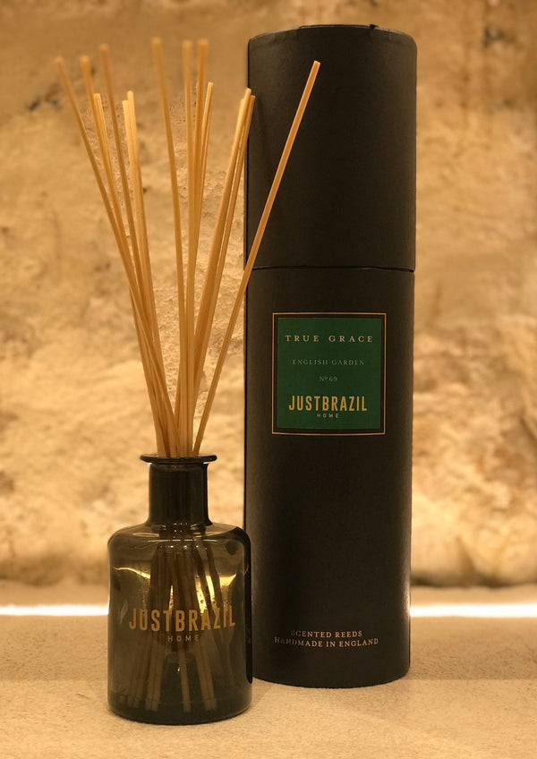 ENGLISH GARDEN DIFFUSER - JUSTBRAZIL
