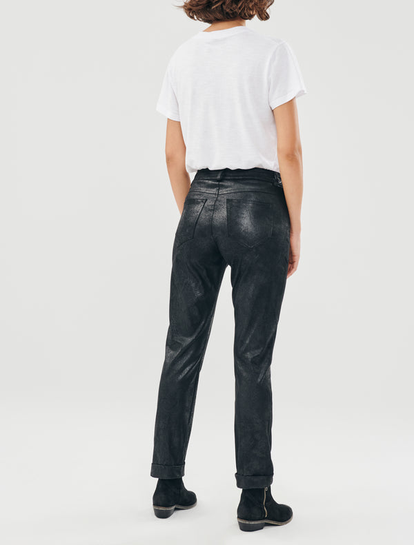 SAGRE BLACK TROUSERS - JUSTBRAZIL