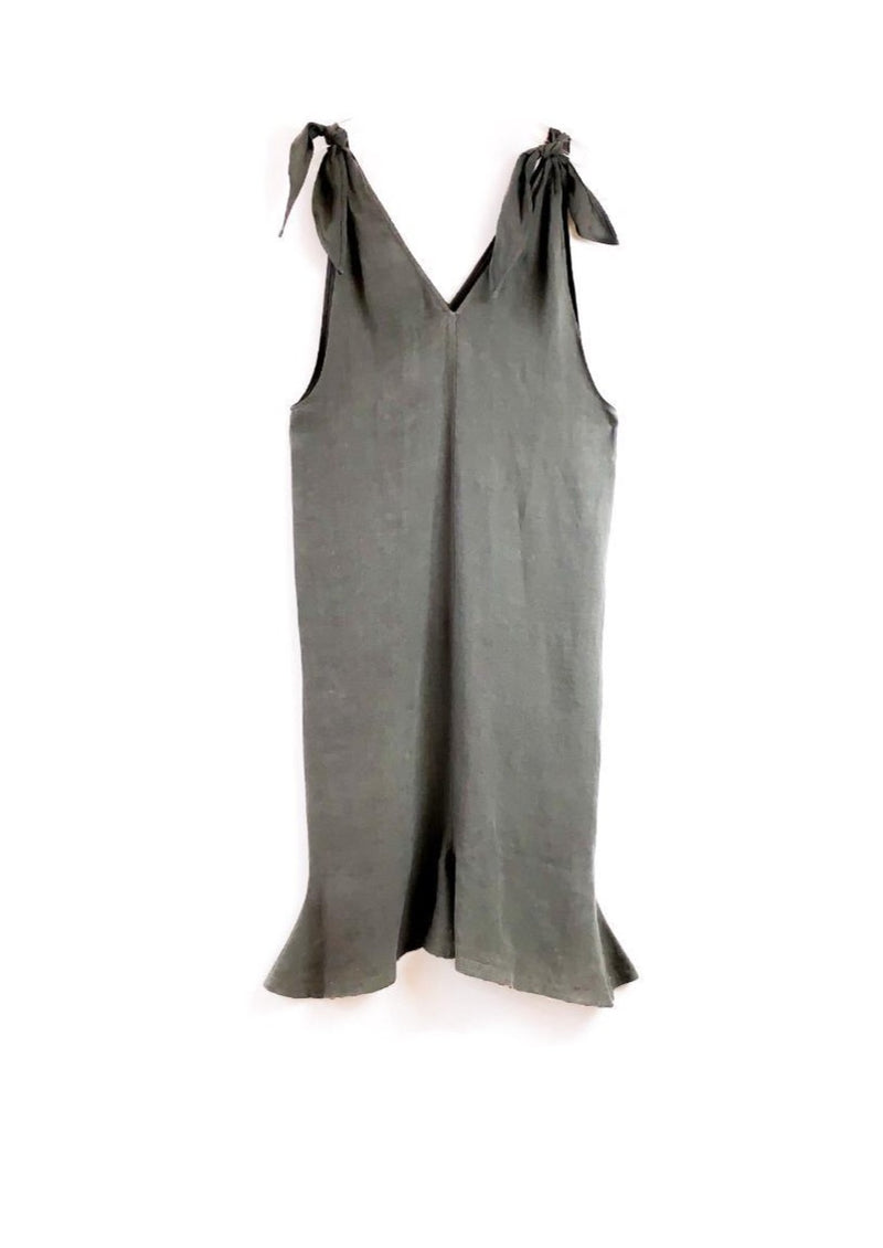 LA VIE GREY DRESS - JUSTBRAZIL