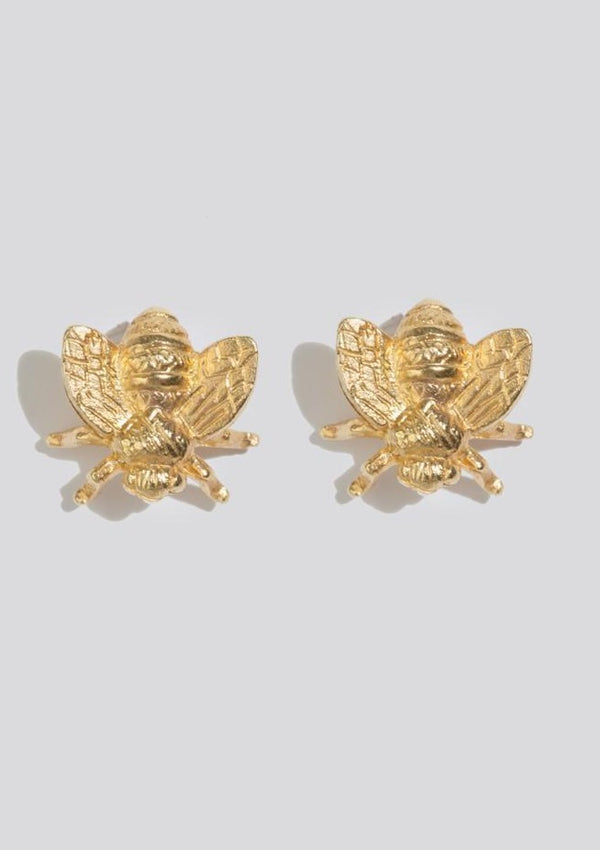 MELISSA GOLD PLATED EARRINGS - JUSTBRAZIL