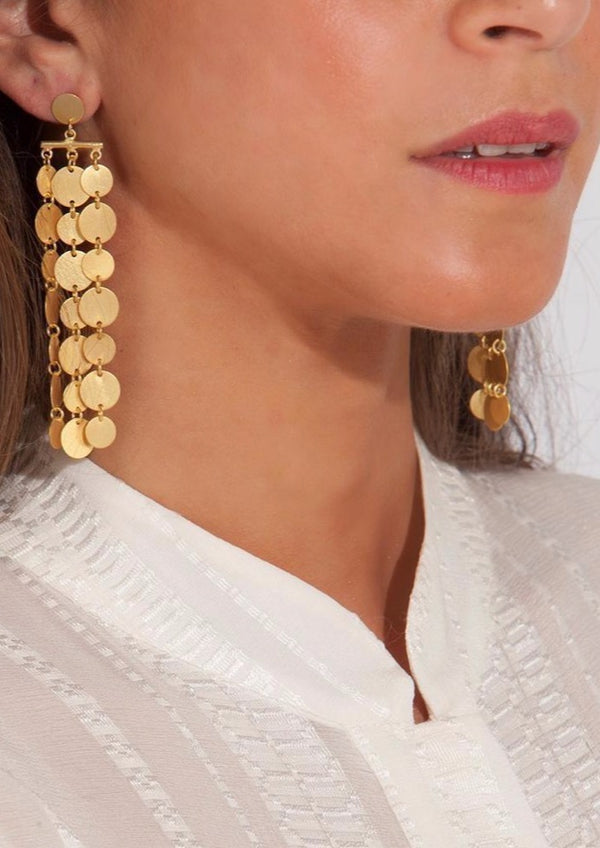 ALEXANDRA EARRINGS - JUSTBRAZIL