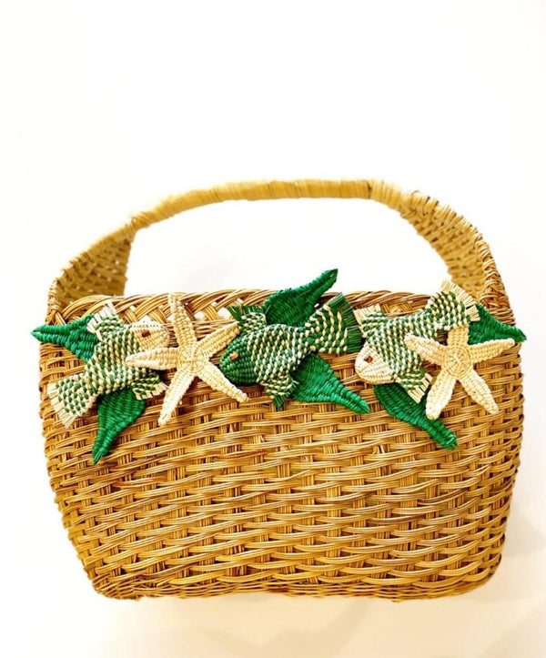 SHER NATURAL BASKET - JUSTBRAZIL
