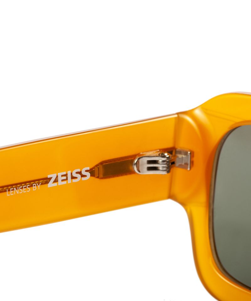 ZEUS MARYGOLD SUNGLASSES - JUSTBRAZIL