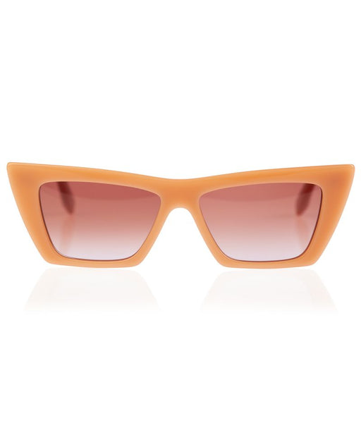 DIONE II MILKY PINK SUNGLASSES - JUSTBRAZIL