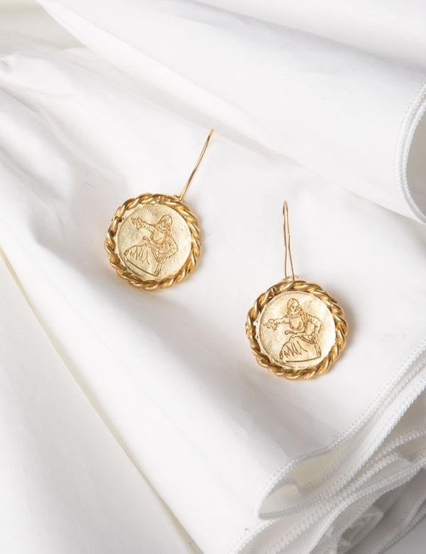 BOUBOULINA EARRINGS
