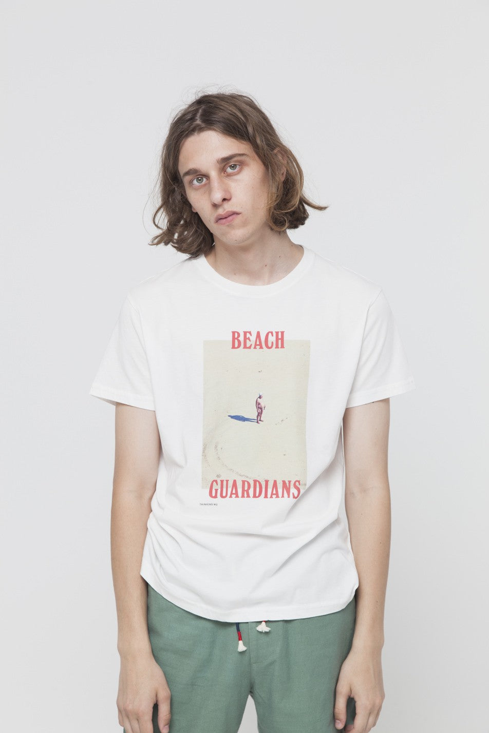BEACH GUARDIANS T-SHIRT - just-brazil
