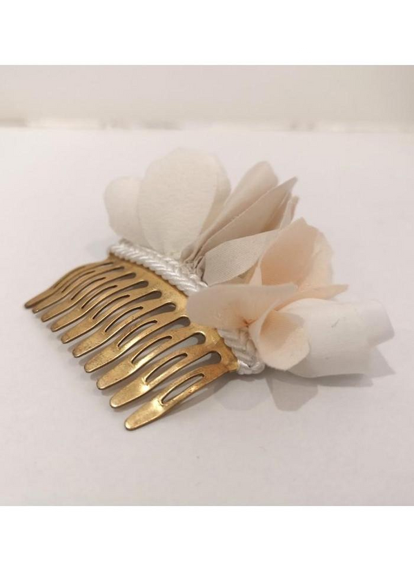 MANUELA SMALL IVORY/PINK COMB - JUSTBRAZIL