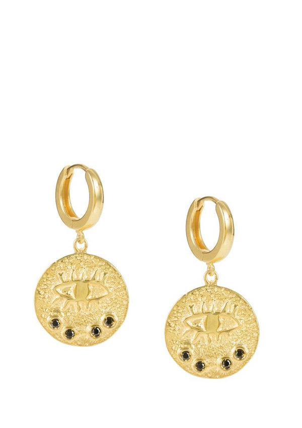 KRESSIDA SLIP ON EARRINGS - JUSTBRAZIL