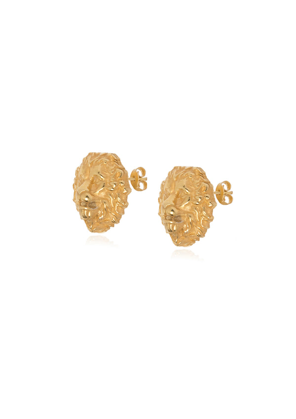THIREOS SMALL PIN EARRINGS - JUSTBRAZIL