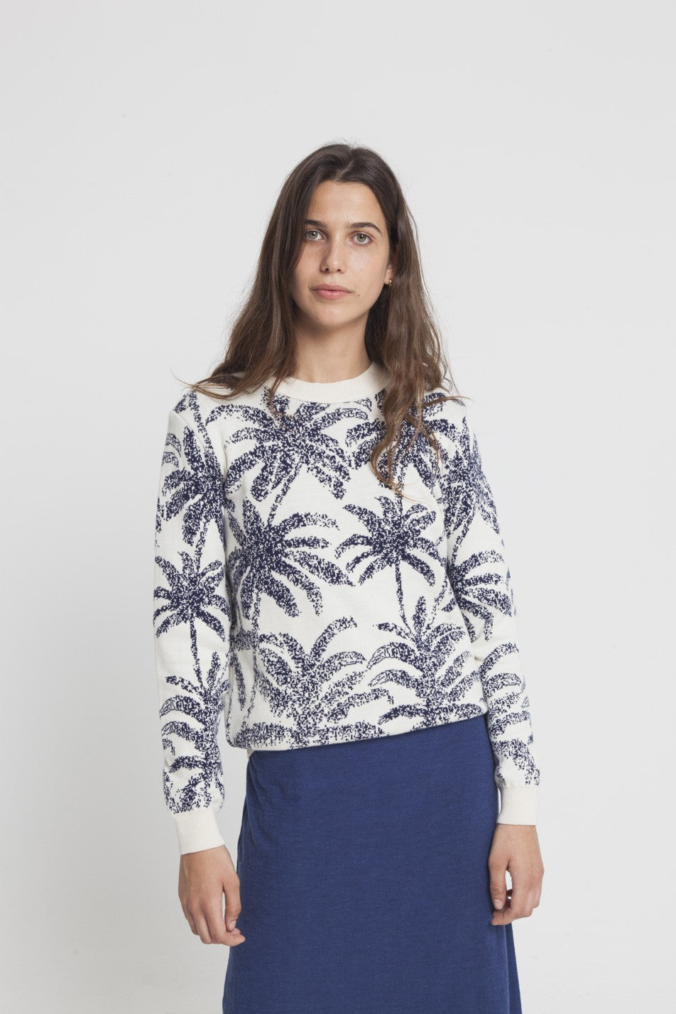 PALMERAS OVERSIZED SWEATER