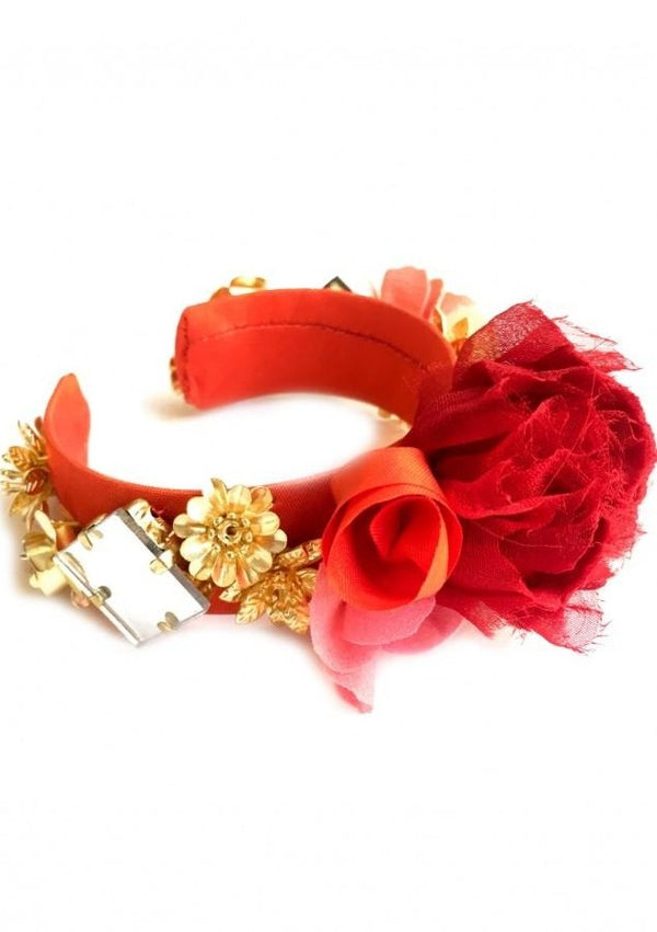 FRIDA SMALL RED BRACELET - JUSTBRAZIL