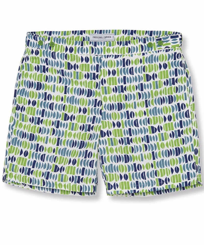 TRUNKS TAILORED LONG SWIM SHORTS - JUSTBRAZIL