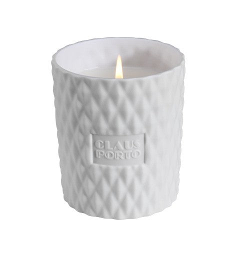 DECO GLASS CANDLE - JUSTBRAZIL