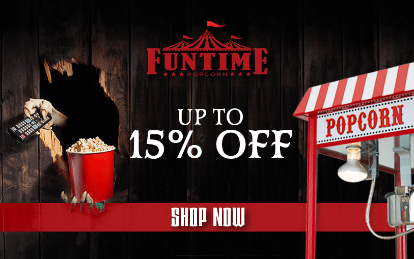 Up to 15% Off on Select FunTime Items