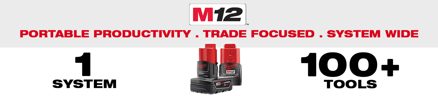 milwaukee m12 system