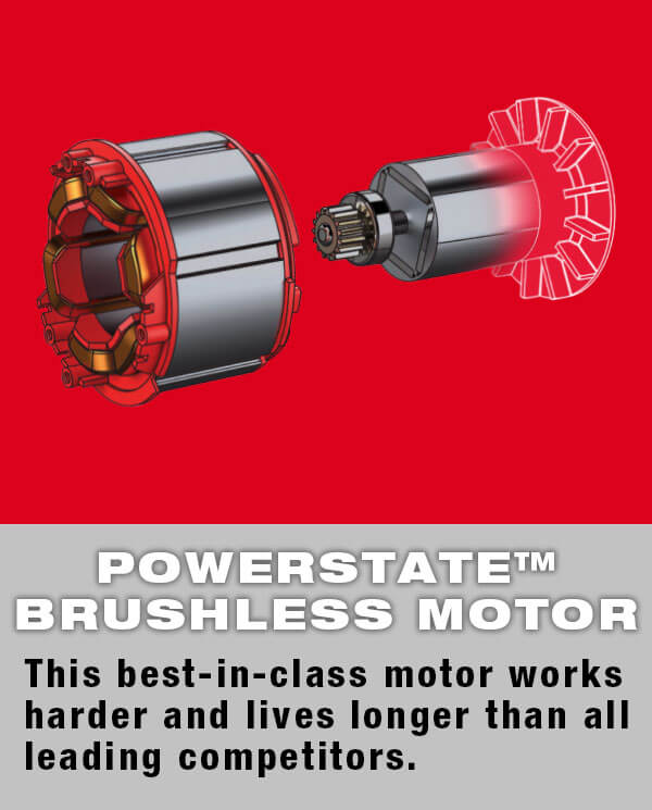 Powerstate Brushless Motor