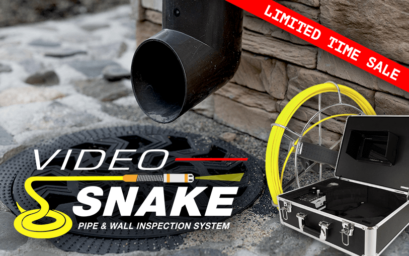 Limited Time Sale on Select Video Snake Items