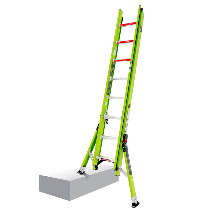 Little Giant 17216 16-Foot Type IAA HyperLite SumoStance Extension Ladder