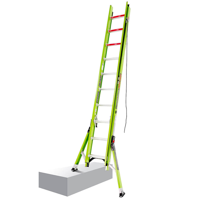 Little Giant 17220 20-Foot Type IAA HyperLite SumoStance Extension Ladder