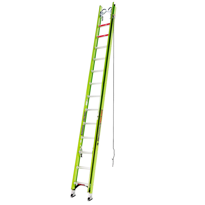 Little Giant 17528 24-Foot Type IAA HyperLite Fiberglass Extension Ladder Kit