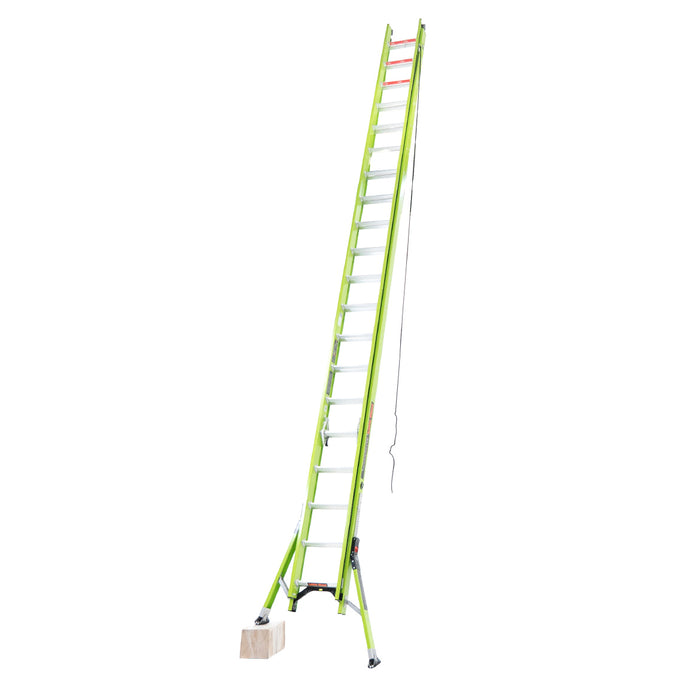 Little Giant 17840 40-Foot Fiberglass HyperLite SumoStance Extension Ladder