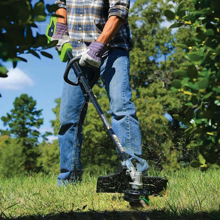 GreenWorks 21362 40-Volt 14-Inch 4Ah G-MAX Cordless Digipro String Trimmer Kit