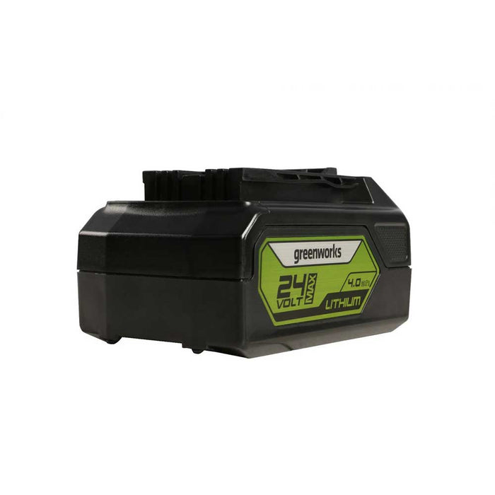 Greenworks 2949802AZ 24V 4.0Ah High Capacity Lightweight Lithium-Ion Battery