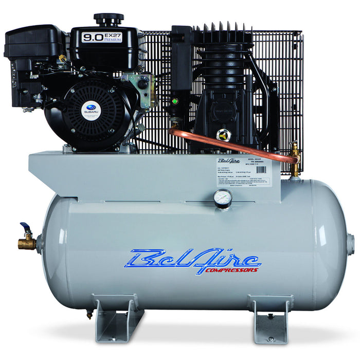 BelAire 4G3HKL 14-HP 23-CFM 30-Gallon Gas Powered Piston Air Compressor