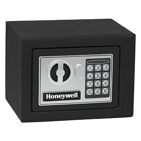 Honeywell 5005 Personal Locker Small Steel Security Digital Safe - 0.21 Cubic Ft