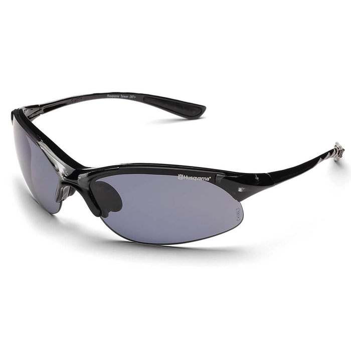 Husqvarna 501234506 Black Flex Smoked Polarized Lens Protective Glasses