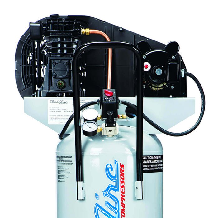BelAire 5026VP 120 - 240-Volt 2-HP 26-Gallon Vertical Electric Air Compressor