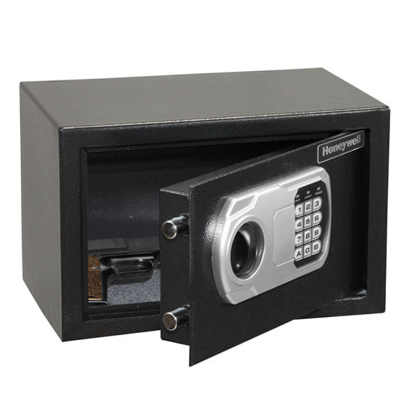Honeywell 5101DOJ DOJ-Approved Steel Security Safe Digital Lock - 0.31 Cubic Ft