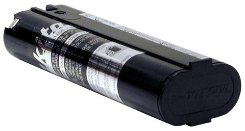 Makita B7000 7.2-Volt Nickel-Cadmium (Ni-Cd) Black Stick Style Battery