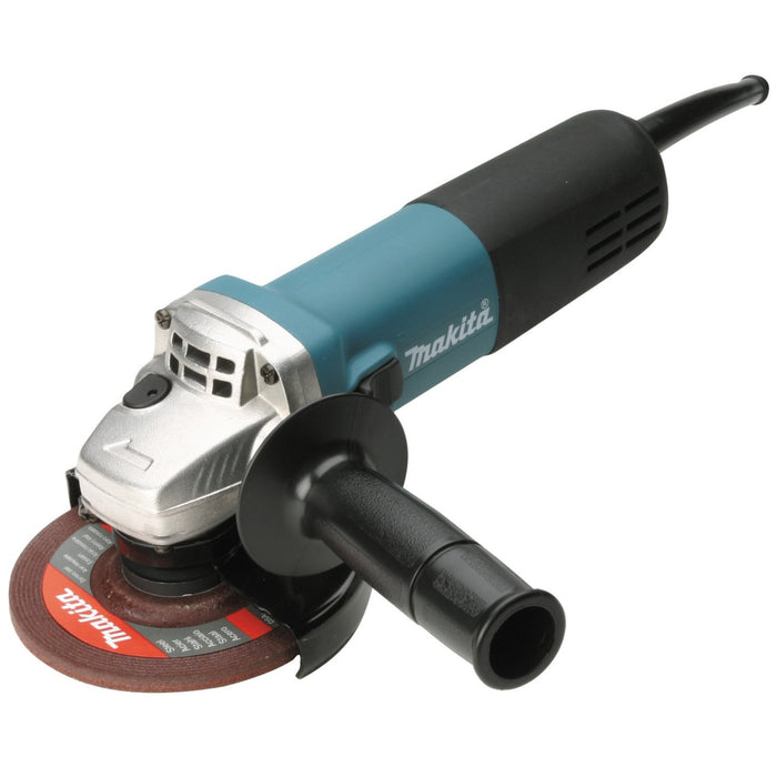 Makita 9557NB 120V 4-1/2 In Slide Switch AC/DC Angle Grinder