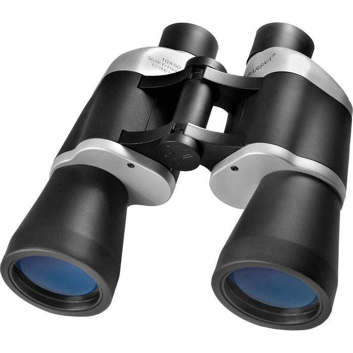 Barska AB10306 10x50 Focus Free Fully Coated Optics Blue Lens Binoculars