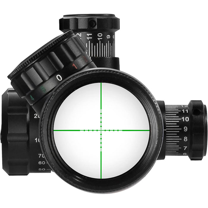 Barska 10-40x50 30mm Diameter Tube Optics 2nd Generation Sniper Riflescope