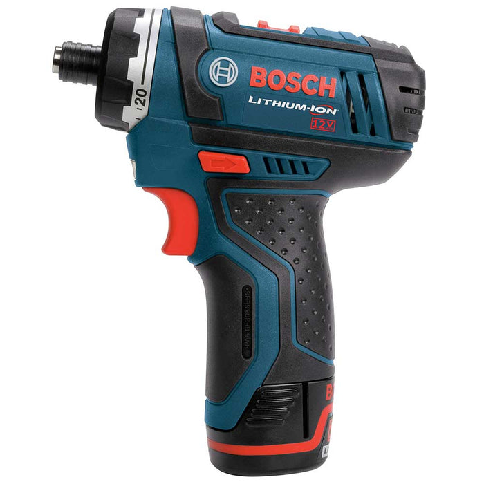 Bosch PS21N 12V Max Li-Ion Cordless Two Speed Pocket Driver - Bare Tool