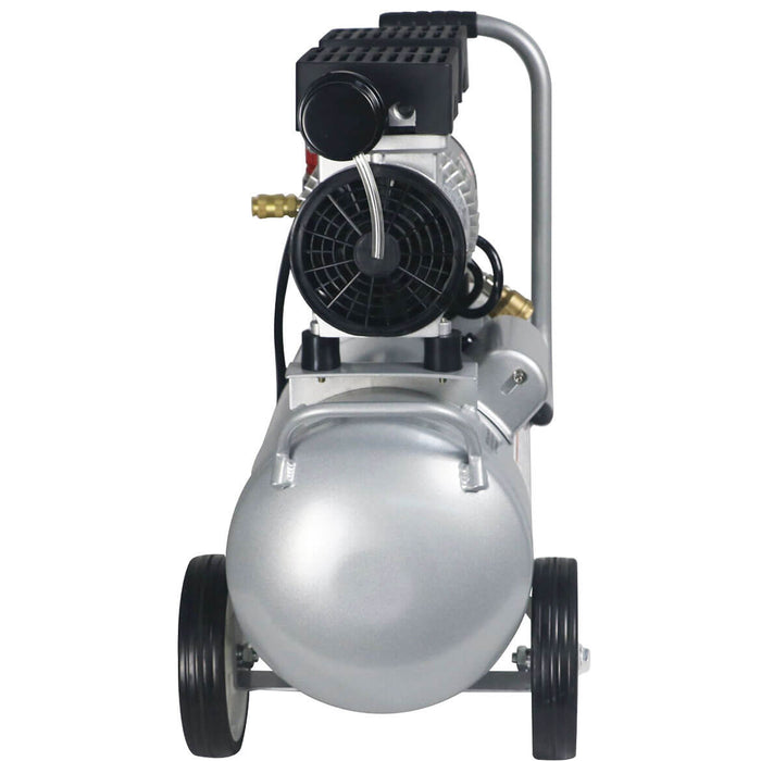 California Air Tools 5510A 1-HP 5.5-Gallon Aluminum Tank Air Compressor