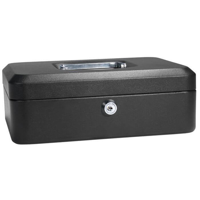 Barska CB11832 10 Inch Multi-Purpose Key Lock Medium Cash Box
